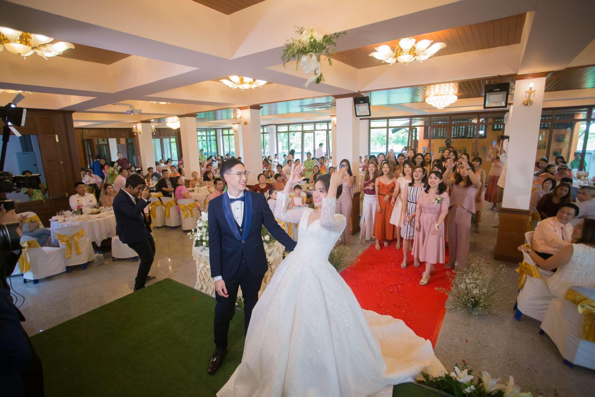 เรือนไทยสำหรับจัดงานแต่งงาน ปทุมธานี
